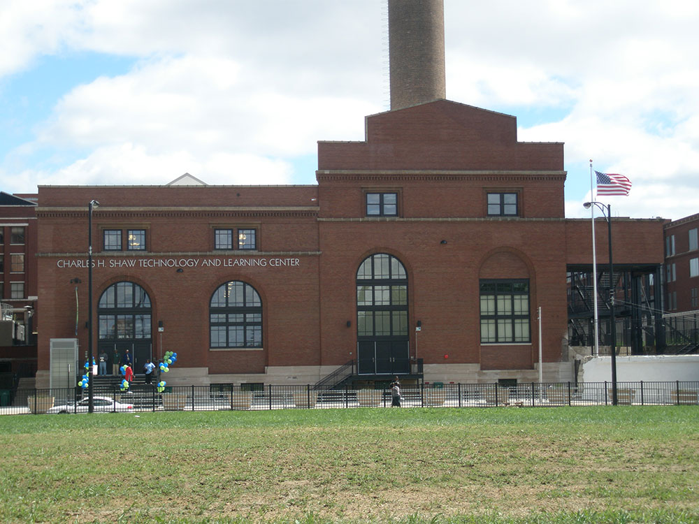 Charles H. Shaw Technology and Learning Center